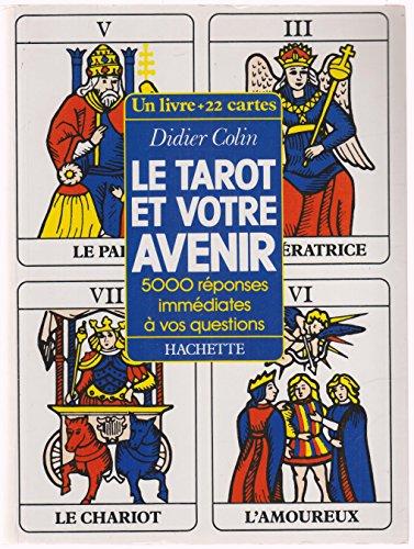 095deb63f1fd0d 9782010158353  Le Tarot et votre avenir   5000 réponses immédiates à ...