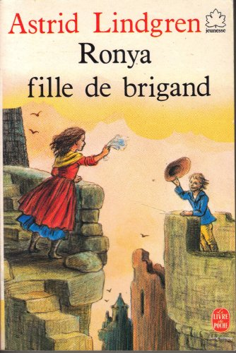 9782010158995: Ronya, fille de brigand