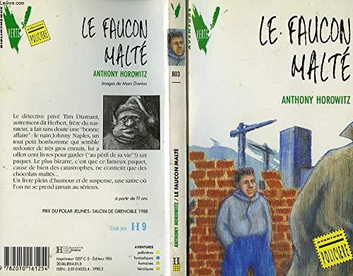 9782010161254: Le faucon malte