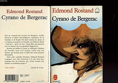 9782010161339: Cyrano de Bergerac