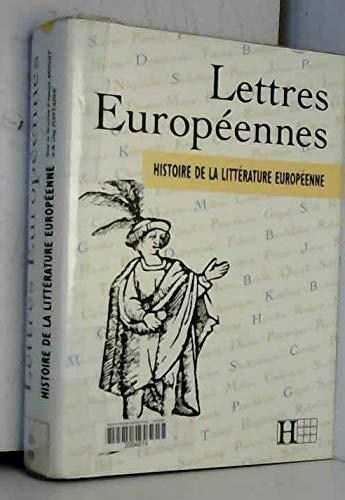 9782010165672: Histoire de la littérature européenne