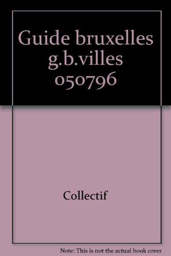 9782010166464: Bruxelles (Guides bleus)