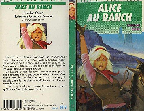 9782010168642: Alice au ranch