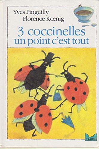 9782010169649: La coccinelle (Cadou)