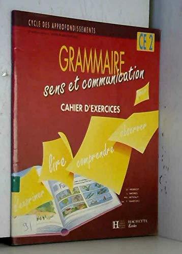 GRAMMAIRE CE2 TP: CHARAUDEAU, PATRICK