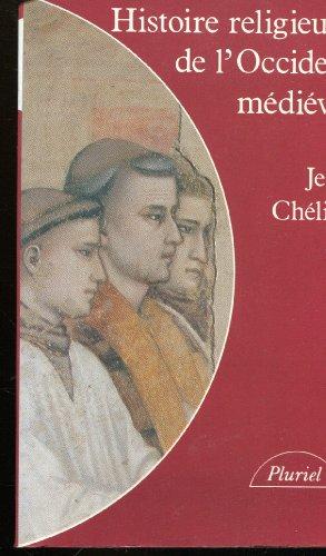 9782010178177: Histoire religieuse de l'Occident médiéval
