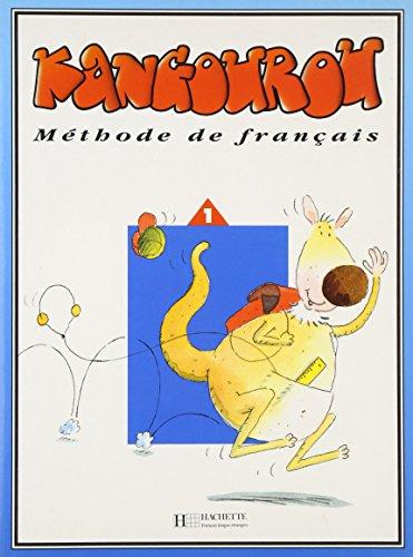 9782010178269: Kangourou: Level 1: Livre d'Activites 1 (French Edition)