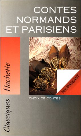 9782010178771: Contes normands et parisiens