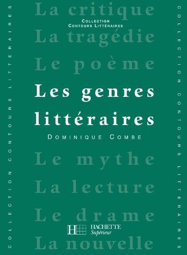 9782010181511: Les genres littéraires