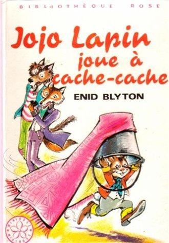 9782010181962: Jojo lapin joue à cache-cache