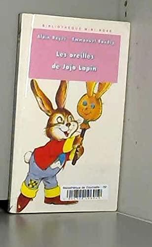 9782010181979: Les oreilles de Jojo lapin