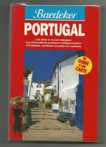 GUIDES BAEDEKER - PORTUGAL