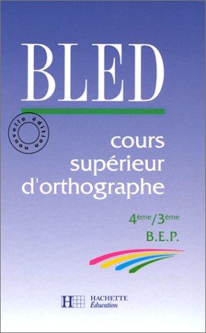 9782010187094 Francais 4eme 3eme Et Bep Cours Superieur D