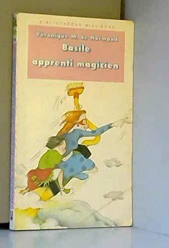 9782010187858: Basile apprenti magicien