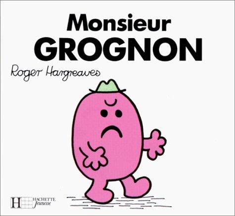 9782010189098: Monsieur Grognon (Bonhomme)