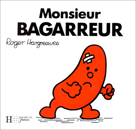 9782010189104: Monsieur Bagarreur (French Edition)