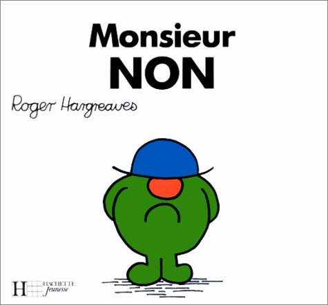 9782010189111: Monsieur Non (Collection bonhomme) (French Edition)