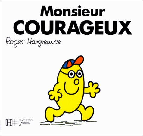 9782010189128: Monsieur Courageux (Collection bonhomme) (French Edition)