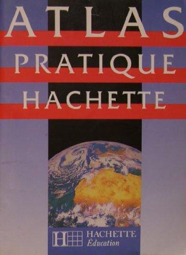 9782010191015: Atlas pratique Hachette