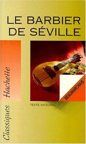 9782010193842: Le Barbier De Seville