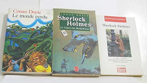 LE MONDE PERDU (Le Livre de Poche: Arthur Conan Doyle