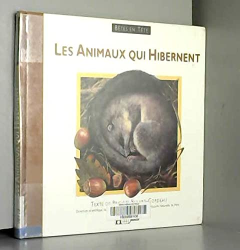 9782010197758: Les animaux qui hibernent