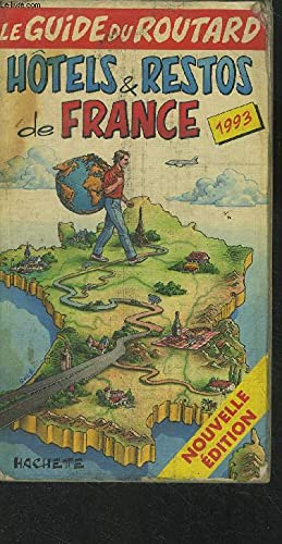 Hotels et restaurants de france 1993 [Broché]: collectif