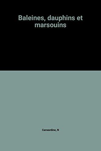 9782010198588: Baleines, dauphins et marsouins