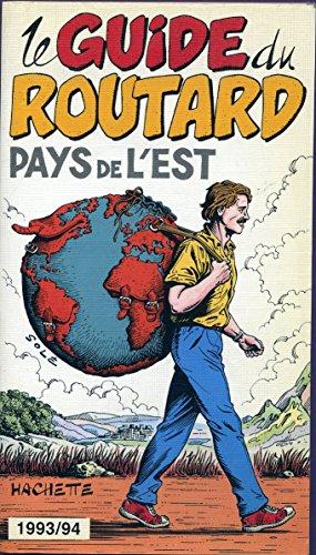 9782010199394: routard pays de l'est 1993-94