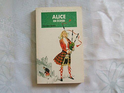 9782010200793: Alice en Écosse