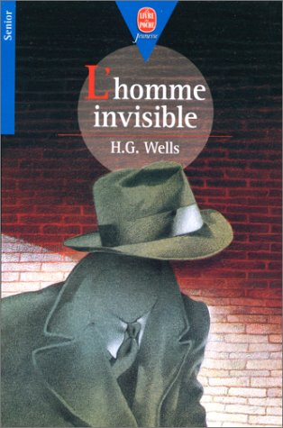 L'homme invisible: H.-G.Wells