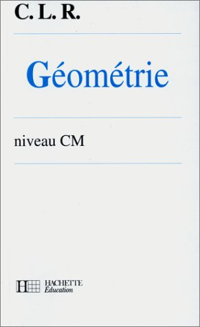 9782010205743: GEOMETRIE CM