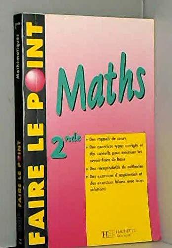 Maths, 2nde - Jean-Claude Martin