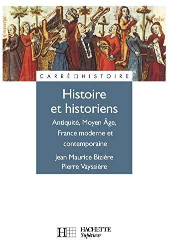 9782010208027: Histoire et historiens