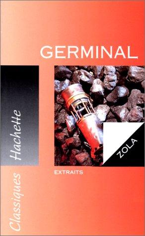 9782010209925: GERMINAL (Classiques Hachette)