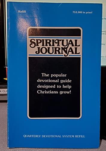 9782010736001: Spiritual Journal the Popular Devotional Guide Designed to Help Christians Grow