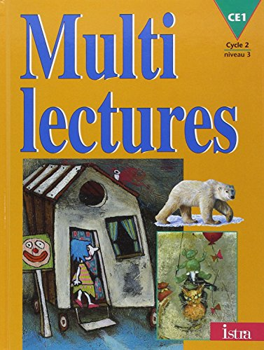 MULTI LECTURES. CE1. CYCLE 2. NIVEAU 3 - GEHIN MARTINE - 1998