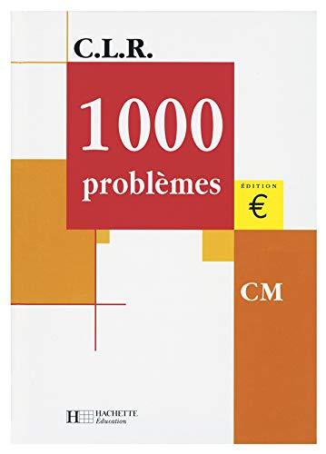 9782011162922: 1000 problèmes, CM