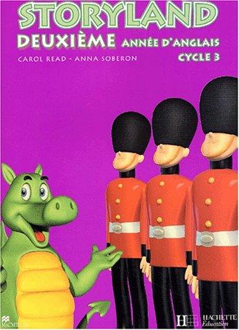 9782011163004: Anglais 2ème année Cycle 3 Storyland