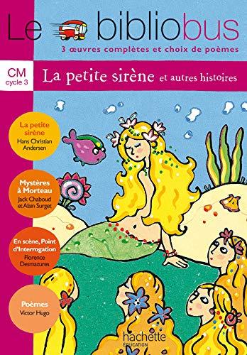 9782011164841: Le Biblio Bus, tome 5 : La Petite Sirène, CM