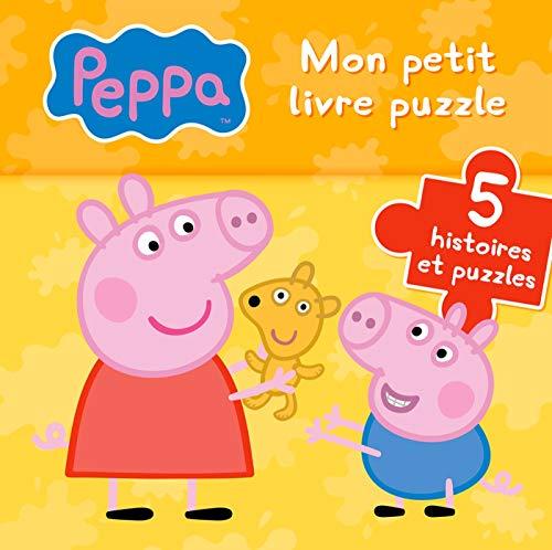 9782011165220: Peppa Pig : Mon petit livre Puzzle
