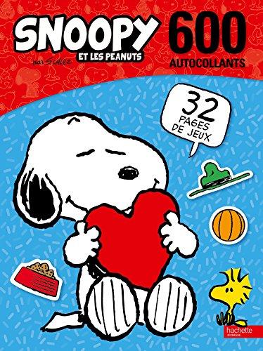 9782011165398: Snoopy - 600 Autocollants
