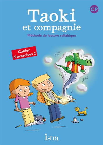 Methode De Lecture Syllabique Cp Taoki Et Compagnie Cahier D Exercices 2 By Isabelle Carlier Brand New Paperback Revaluation Books