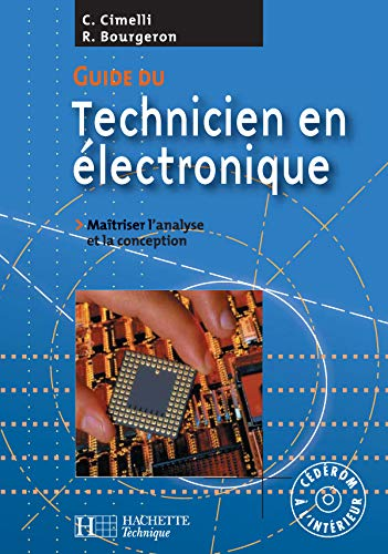 9782011165756: Guide du technicien en électronique (French Edition)