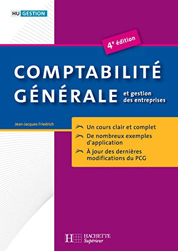 9782011167323: Comptabilité générale et Gestion des entreprises