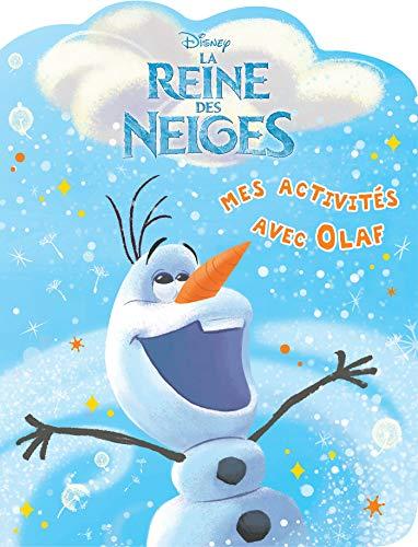 9782011167354: La Reine des Neiges : Mes activit�s avec Olaf