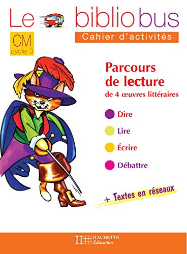 9782011173324: Le Bibliobus: Le Chat Botte Cahier D'activites