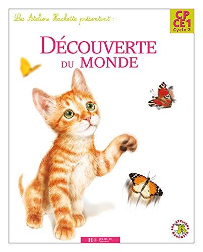 9782011173904: Découverte du Monde CP-CE1