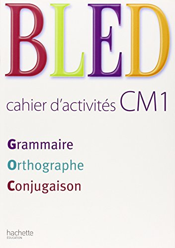 9782011174208: BLED: Cahier D'activites Cm1 (French Edition)