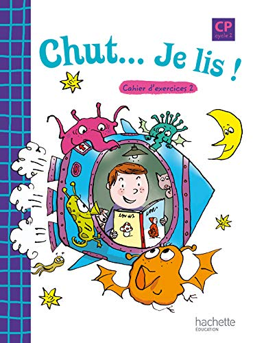 9782011174307: Chut... Je lis ! CP, cycle 2 (French Edition)